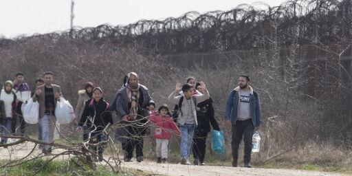 image: Corona-viruset og Europa inn i Syria-krigen