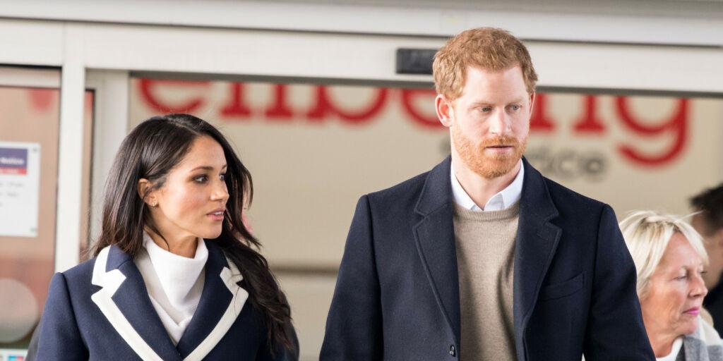 image: Nekter å betale for Meghan og Harrys sikkerhet