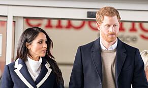 Nekter å betale for Meghan og Harrys sikkerhet