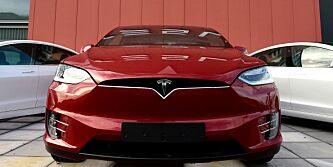 image: Vil ha Tesla-fabrikk til Norge