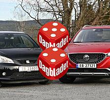 image: Billigduell: - Mye bil for pengene!