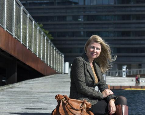 image: Pernille (46) investerte i aksjer i 20-årene. I dag er hun økonomisk uavhengig