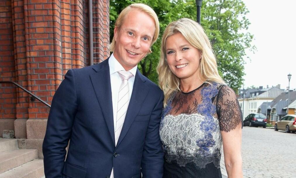 <strong>FORLOVET:</strong> I november forlovet Petter Pilgaard og Vendela Kirsebom seg. Nå letter de på sløret om bryllusplaner. Foto: Andreas Fadum