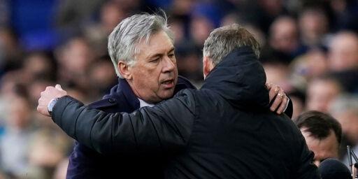 image: Ancelotti om det røde kortet: - Jeg var nervøs