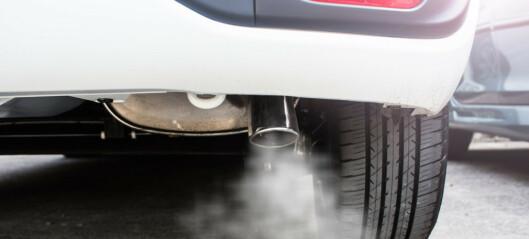 Ny rapport: Høyere utslipp på nye biler