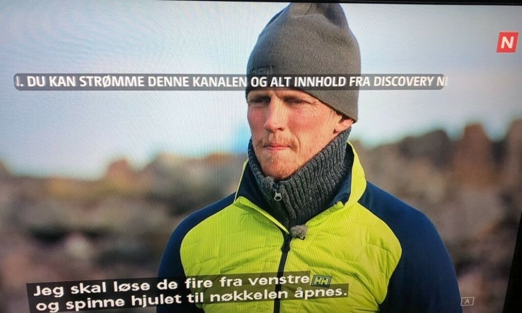 image: En million svarte TV-skjermer