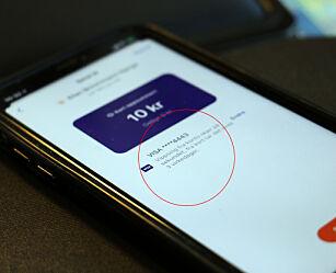 image: Problemer med kortbetalinger i Vipps