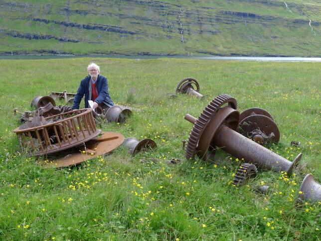 """Vær forberedt på en ""ny verden"" hvor teknologien kanskje vil overraske mest"" skriver Øyvind Teig. 📸: Privat"