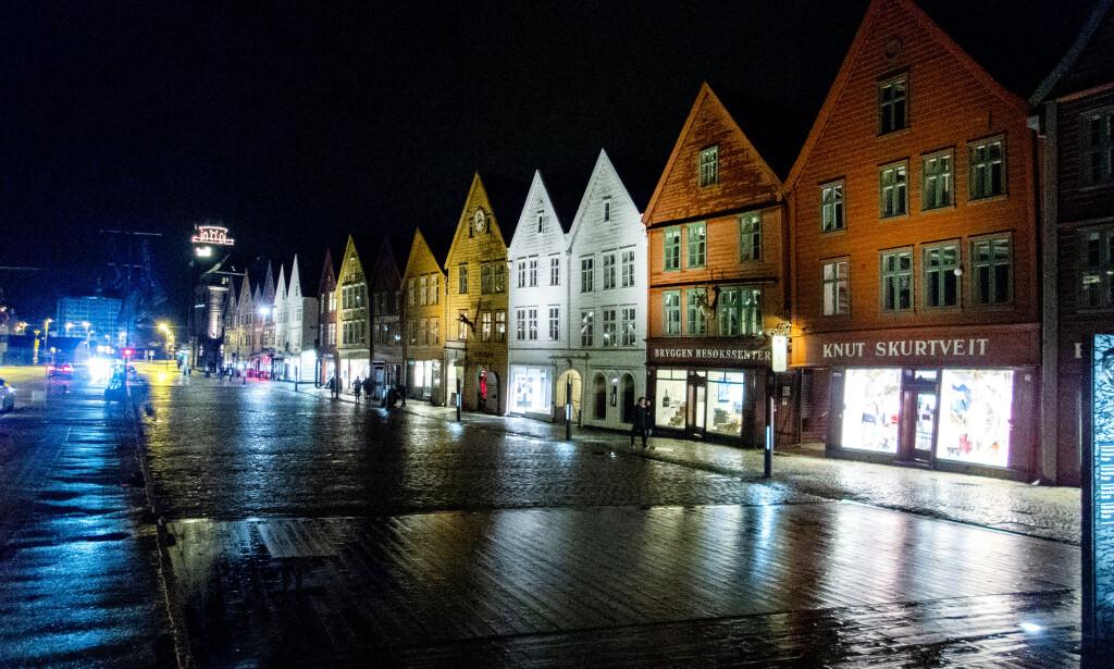 ØKNING: Det var en økning i utenlandske hotellovernattinger i januar. Foto: Gorm Kallestad / NTB scanpix