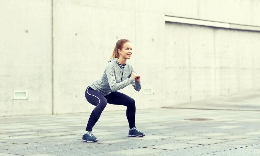 STERK BAK: - En aktiv rumpe er avgjørende for kroppsholdning og en bevegelig kropp, sier den britiske legen Rangan Chatterjee, kjent fra BBC og boka Helseplanen som nå foreligger på norsk. FOTO: NTB Scanpix