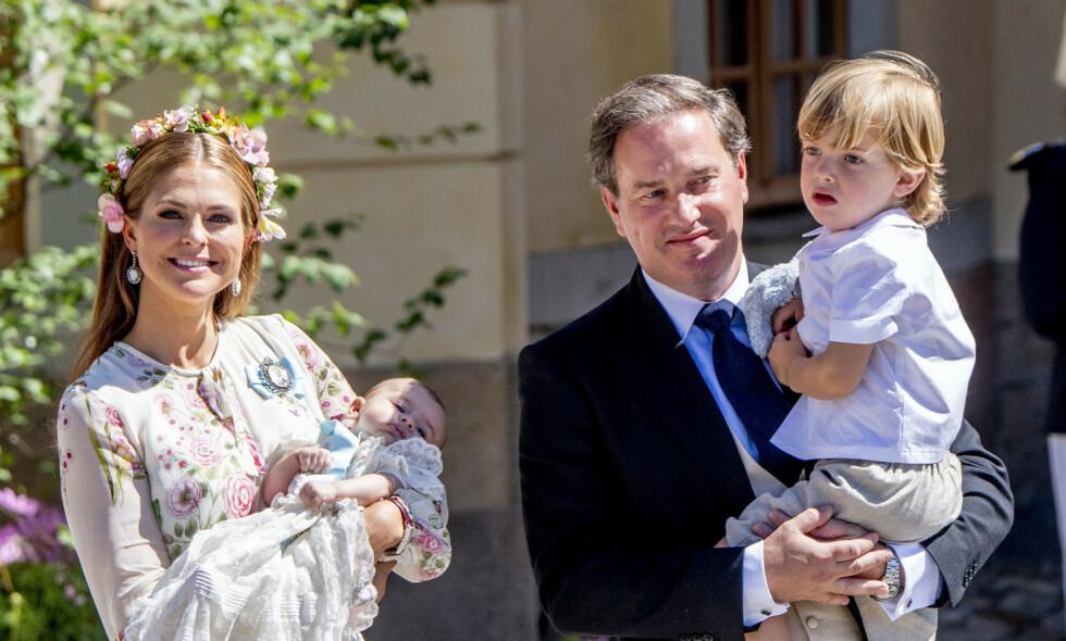 INNBRUDD: I fjor ble prinsesse Madeleine og resten av familien utsatt for et frekt innbrudd i deres hjem i Miami. De var ikke hjemme da innbruddet fant sted, men tyvene fikk med seg en rekke luksuriøse eiendeler. Foto: NTB Scanpix