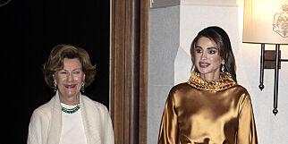 image: Dronninga vekker oppsikt i utlandet