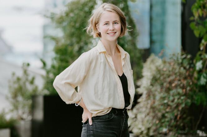 Leder i Framtiden i våre hender mener at vi ikke trenger enda en plattform som skal bidra til økt klesforbruk. FOTO: Renate Madsen