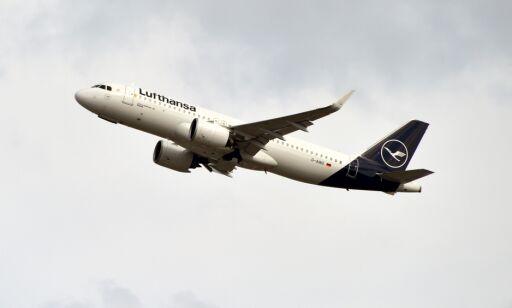 image: Lufthansa setter 150 fly på bakken
