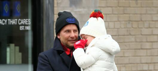 Bradley Cooper dukket opp med OSLO-lue