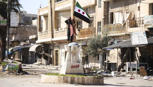 Rapport: Idlib-provinsen blir ubeboelig i årevis