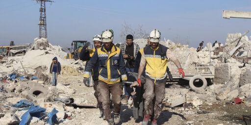 image: Våpenhvile i Syria, men krigen vil fortsette