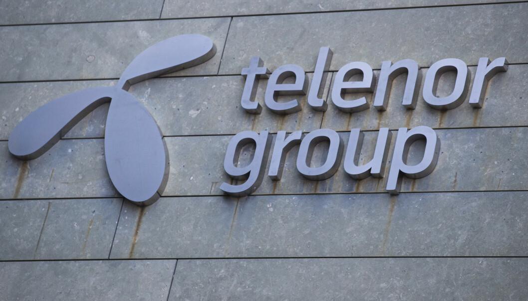 <strong>KUTTER:</strong> Administrerende direktør Petter-Børre Furberg i Telenor Norge sier at de vil kutte 170 ansatte i Norge. Foto: Håkon Mosvold Larsen / NTB scanpix