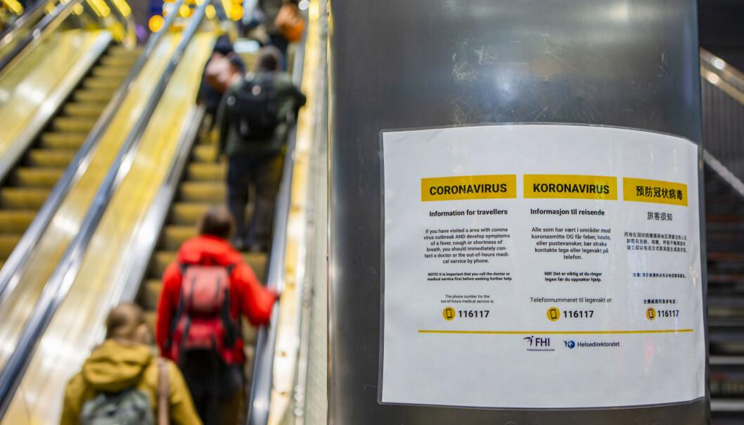 Nei, en 80 år gammel mann ble ikke det første norske dødsofferet for coronaviruset