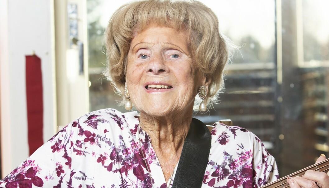 GT-Sara (95) visste ikke at hun var gammel. Ikke før hun plutselig falt