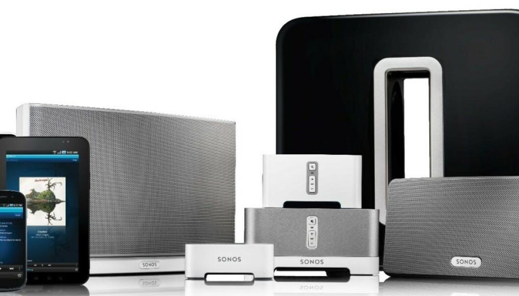 <strong>FASES UT:</strong> Sonos har fått mye kritikk for hvordan de har håndtert utfasing av eldre Sonos-produkter. Foto: Sonos
