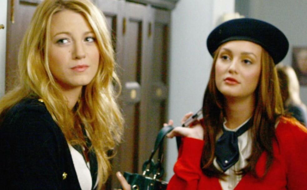 «FRENEMIES»: Det manglet ikke på digre opp- og nedturer i vennskapet til Serena van der Woodsen og Blair Waldorf gjennom de fem årene «Gossip Girl» gikk på skjermen. Den nye versjonen av serien blir neppe mindre dramatisk. FOTO: The CW