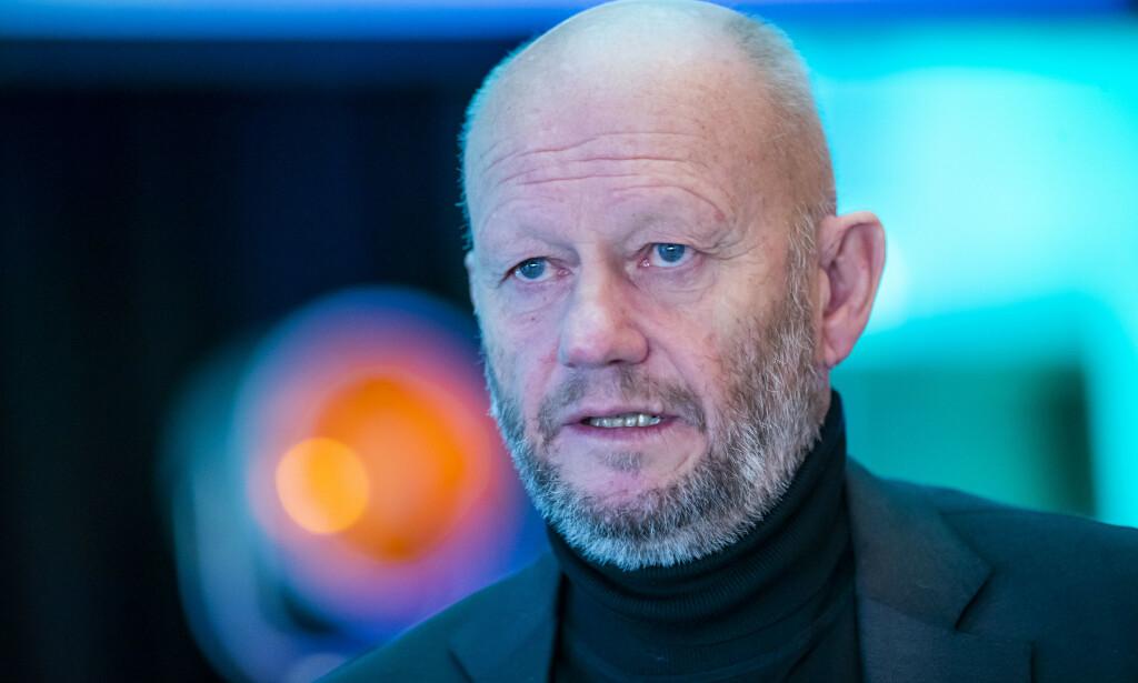 TØFFE KRAV: Norsk Industris administrerende direktør Stein Lier-Hansen krever et langt med moderat lønnsoppgjør enn motparten gjør. Foto: Håkon Mosvold Larsen / NTB scanpix