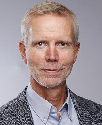 BIVIRKNINGER: Overlege Morten Finckenhagen ved Statens legemiddelverk mener flere leger og pasienter burde snakke om hvordan medisiner kan påvirke sexlysten, og iblant velge andre metoder enn medisinering.  FOTO: Statens legemiddelverk /