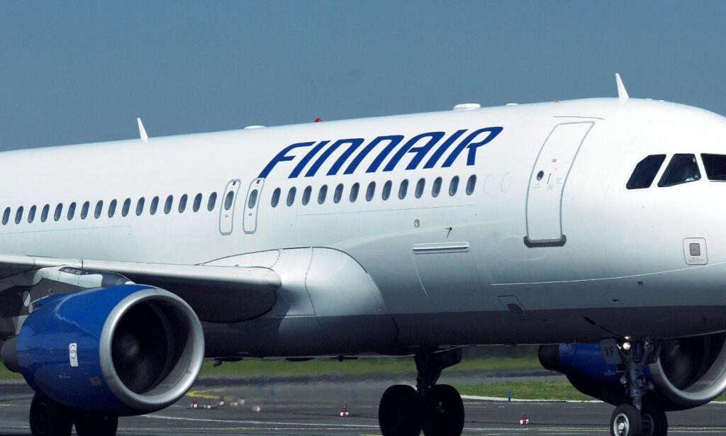 image: Finnair kutter til Norge
