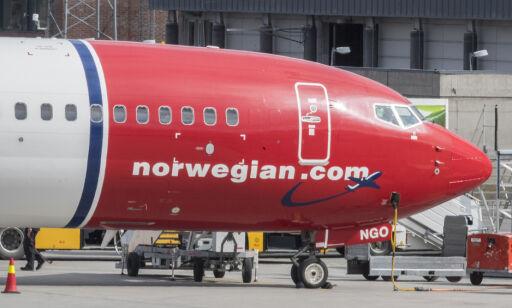 image: Norwegian-ansatte i karantene