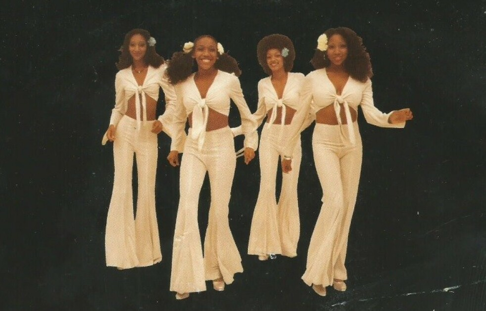 DISCOSTJERNER: Sister Sledge var megastjerner på 1970- og 1989-tallet. FOTO: Aller Media