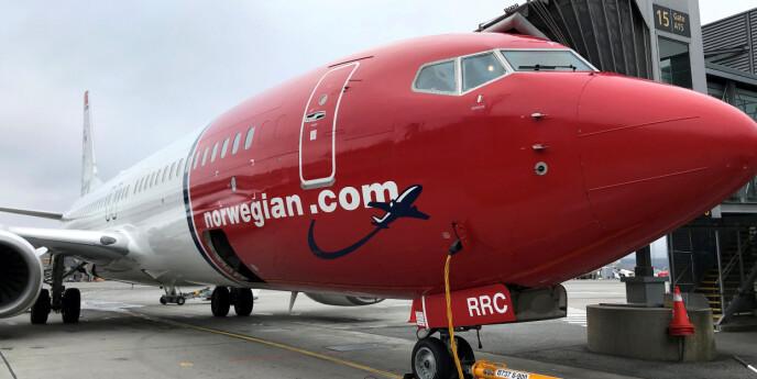 Norwegian kansellerer 3000 flyvninger