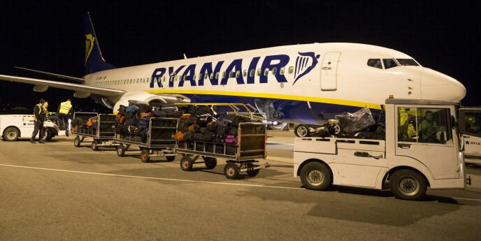 Ryanair dropper Italia