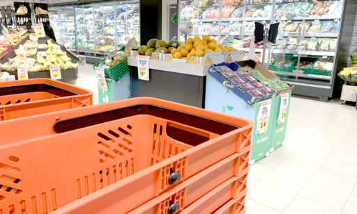 image: Matbutikkenes corona-tiltak
