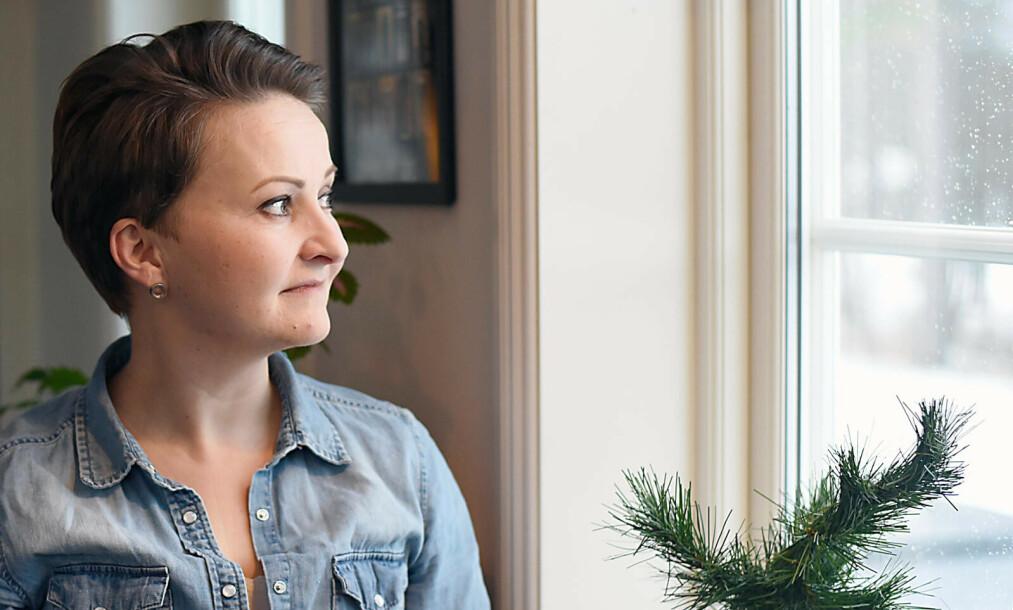TRAKK SEG UT: Suvi har funnet ro etter det hun omtaler som svært vanskelig år hos Jehovas vitner. Foto: Birgitta Lindvall Wiik