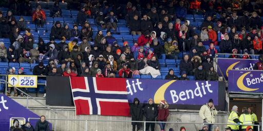 image: Anbefaler Serbia-kamp uten publikum