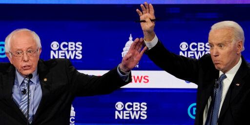 image: Vinner fordi han ikke er Sanders
