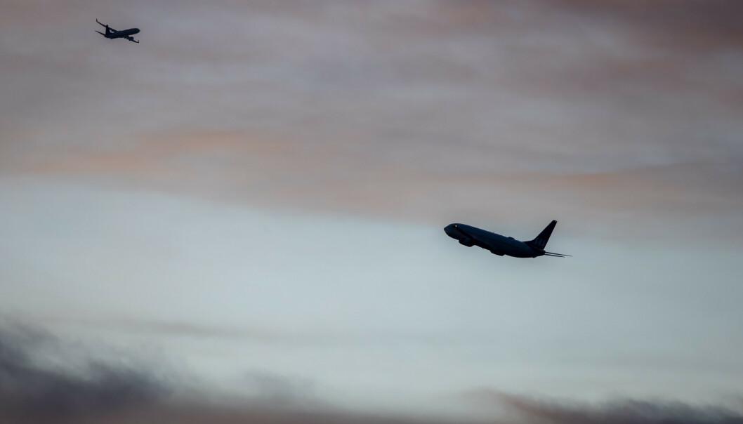Forsikringsselskapet Tryg advarer mot utenlandsreiser, men dekker fortsatt behandling om du blir smittet på reise. Foto: Håkon Mosvold Larsen / NTB scanpix