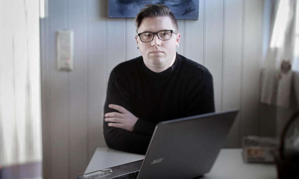 VAR SPILLEAVHENGIG: Ole Kristian Ruud slet med spillavhengighet i mange år. Foto: Linda Næsfeldt