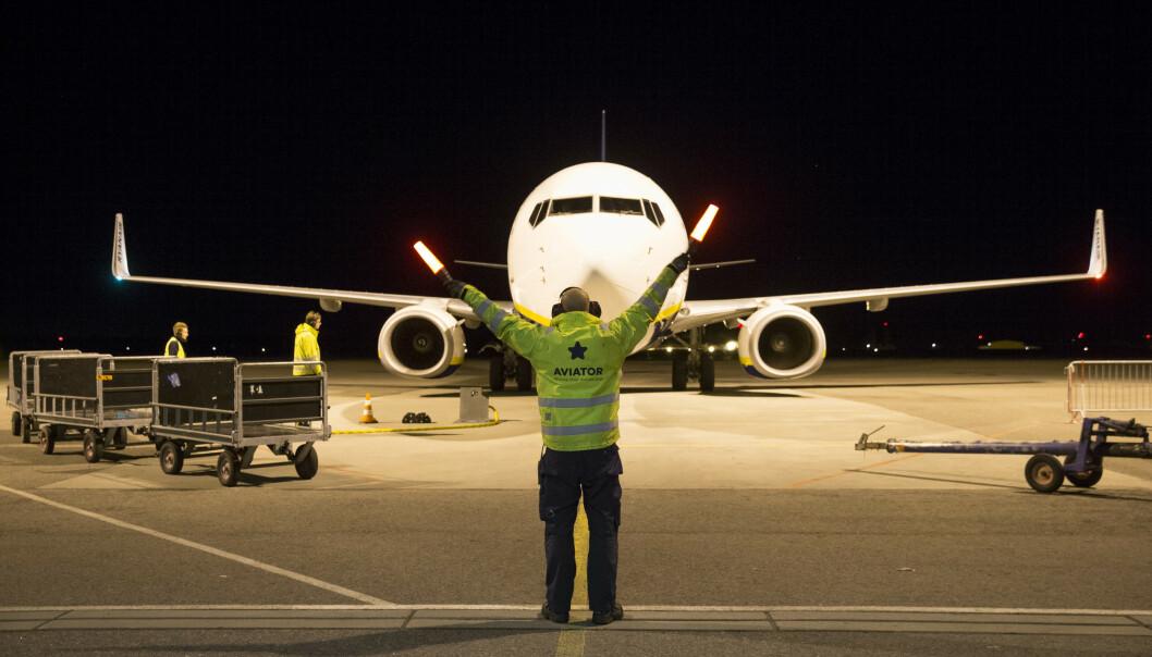 <strong>CORONA-KONSEKVENSER:</strong> 514 ansatte i Aviator har fått permitteringsvarsel. Foto: Håkon Mosvold Larsen / NTB Scanpix