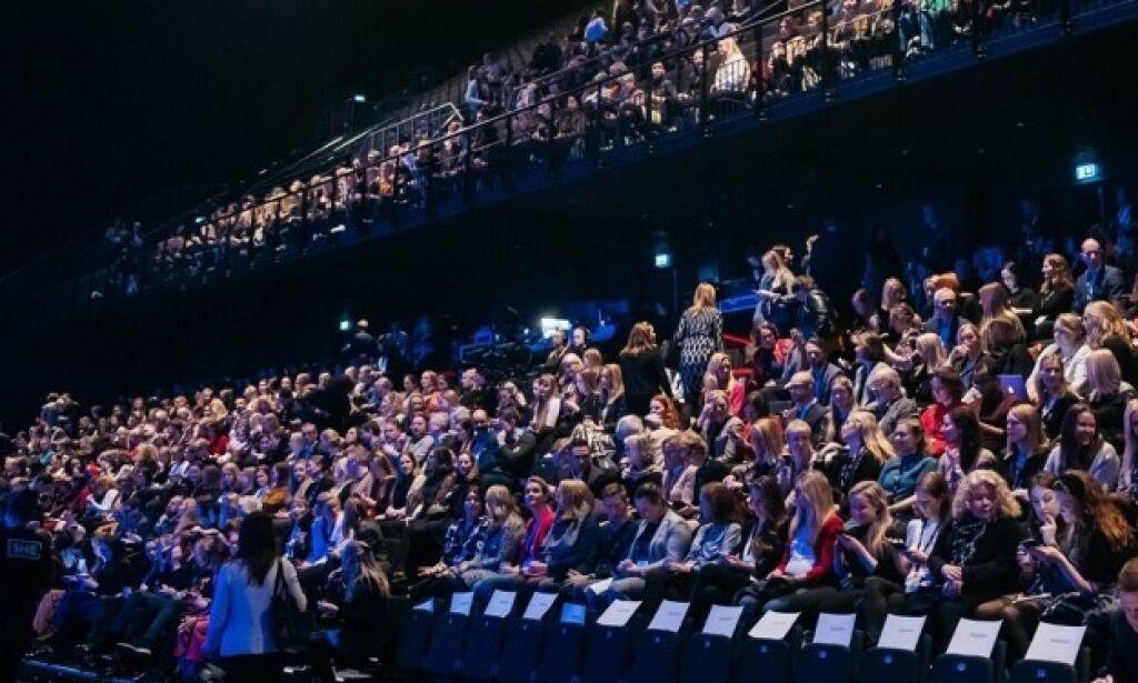 image: Corona-smittet var på storkonferanse