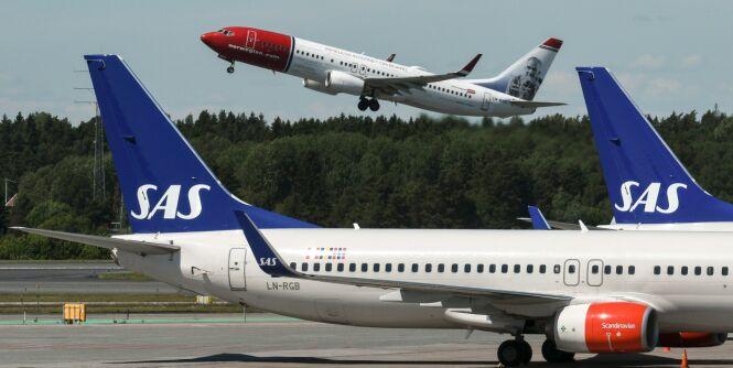 image: Flyselskapene gis klarsignal til å samarbeide