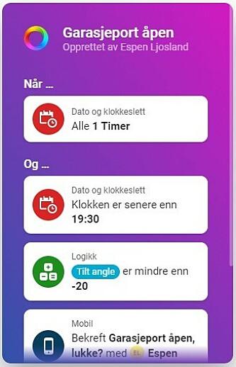 Eksempel på Espen Ljoslands Flow.