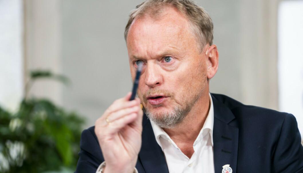 Byrådsleder Johansen om coronasituasjonen i Oslo: Hold dere hjemme