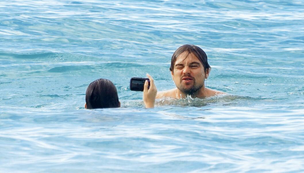 PÅ DYPT VANN: Camila har funnet drømmemannen Leo, og bryr seg ikke om aldersforskjellen. Foto: NTB scanpix