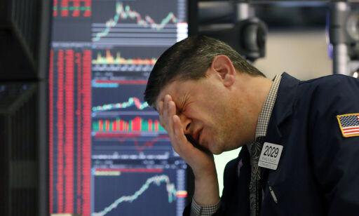 image: Stanset handelen på Wall Street