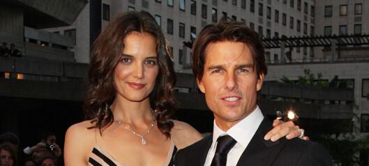 Katie Holmes om bruddet med Tom Cruise - og livet som alenemor