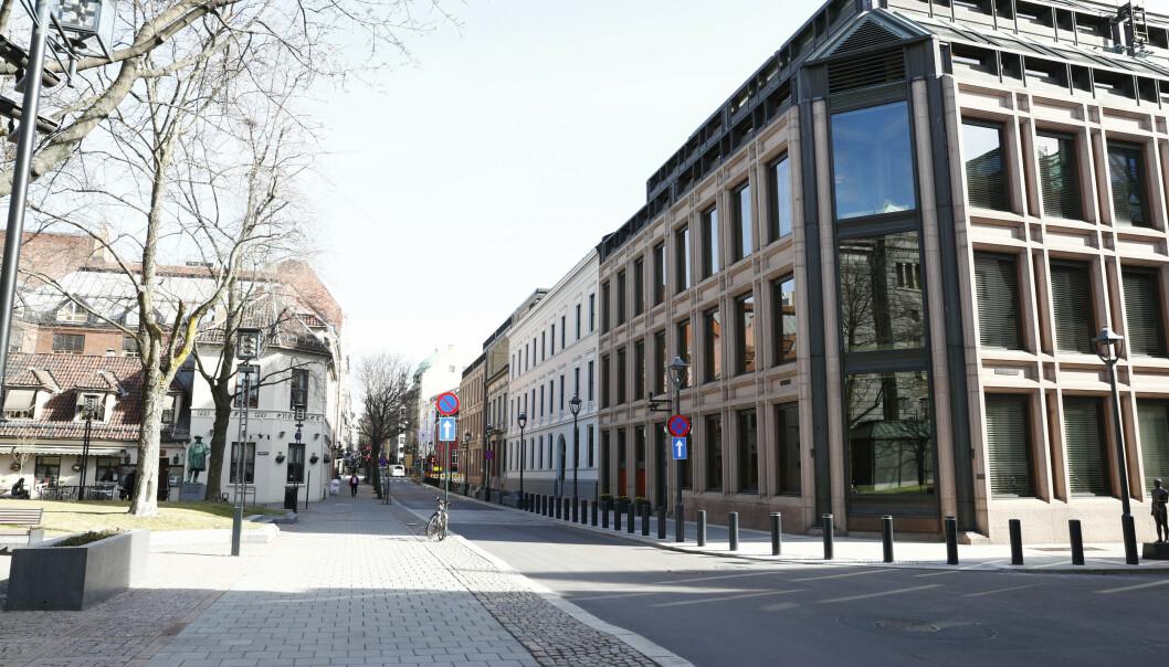 Norges Bank med ekstraordinære lån