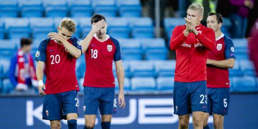 image: Norge - Serbia spilles trolig i juni