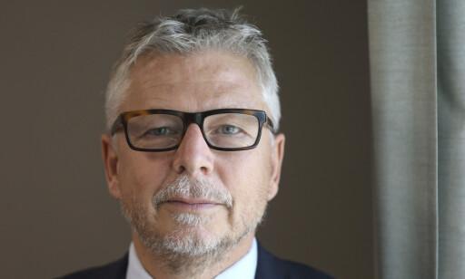 Sjefstrateg Erik Bruce i Nordea. Foto NTB scanpix